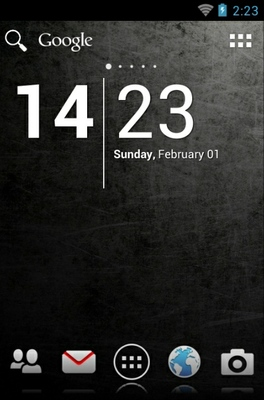 android theme 'AwOken'