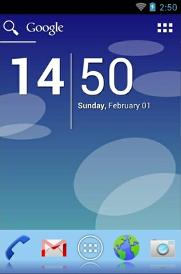 android theme 'Old Nokia Style'