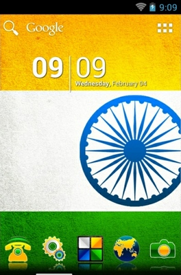 android theme 'Indianizer'