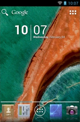android theme 'Nexus 6'