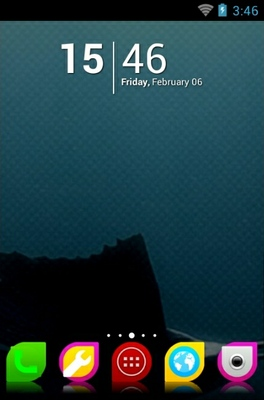 android theme 'Jolla SailFish OS'