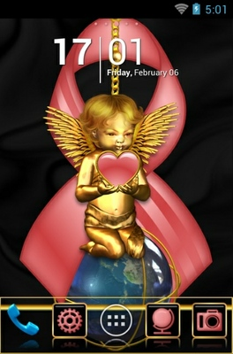 Breast Cancer Care android theme