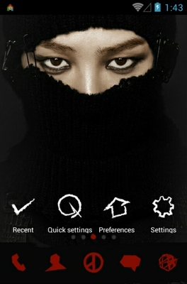 android theme 'GD COUP D'ETAT'