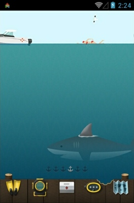 Jaws android theme