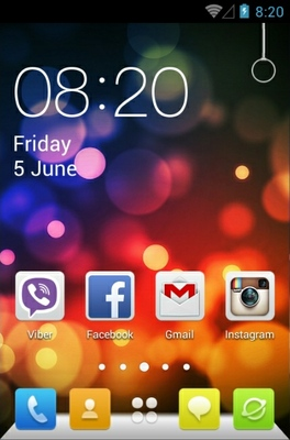 android theme 'Color'