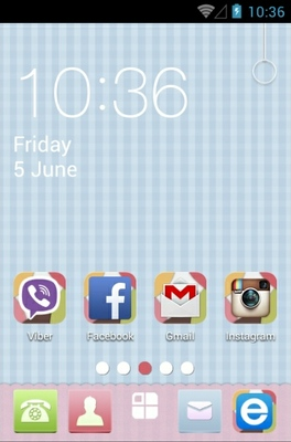 android theme 'ME'