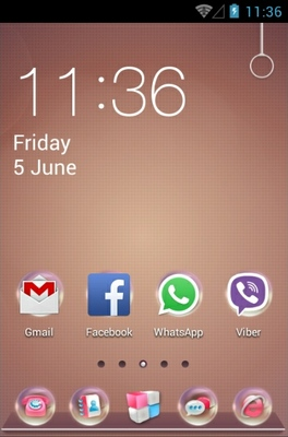 Love android theme