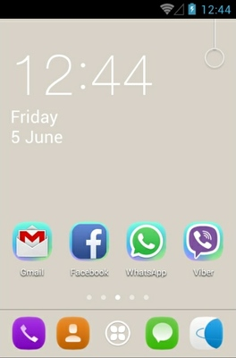 android theme 'STH1'