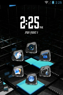 android theme 'SL Square'