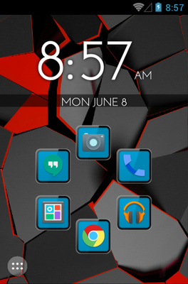 android theme 'Eternity'