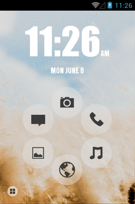 android theme 'Dream'