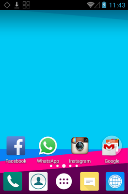 android theme 'G4'