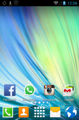 android theme 'A7'