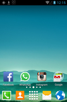 android theme 'M9'