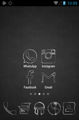 android theme 'Kontur'