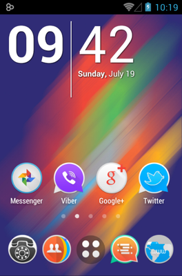 android theme 'Grace'