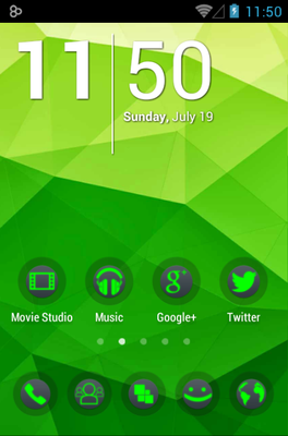 android theme 'Power'