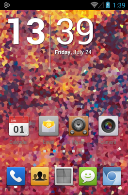 android theme 'Faenza'