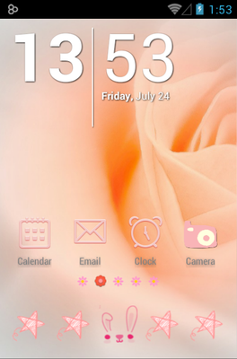 android theme 'Around The World'