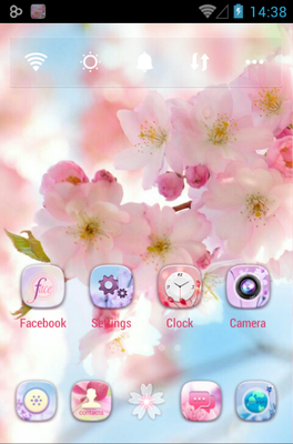 android theme 'Aroma'