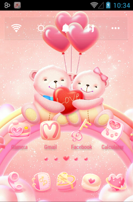 android theme 'Bear Lovers'