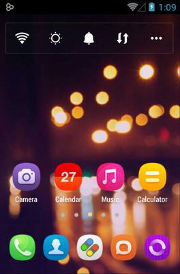 android theme 'BOOM'