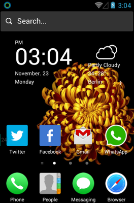 android theme 'Colorful OS Pro'