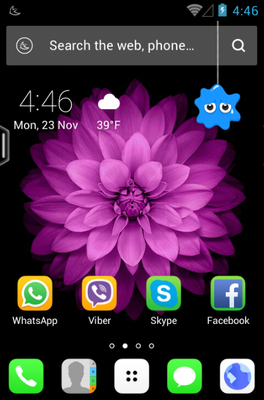 android theme 'OS Plus'