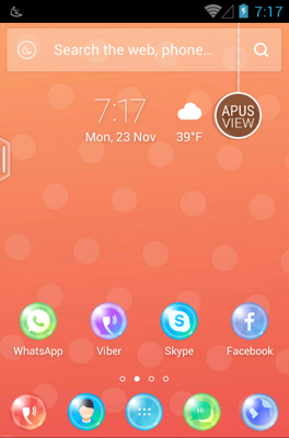 android theme 'Sweetie Box'