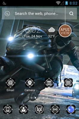 City Rulers android theme
