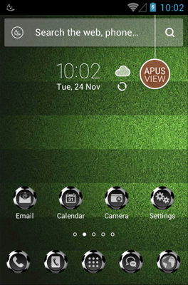 android theme 'Football Tornado'