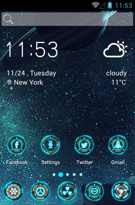 android theme 'Technology'